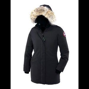 Canada goose parka-$500 obo